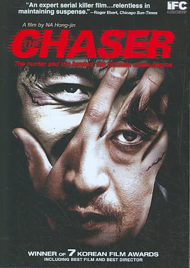 CHASER BY HA,JUNG-WOO (DVD)